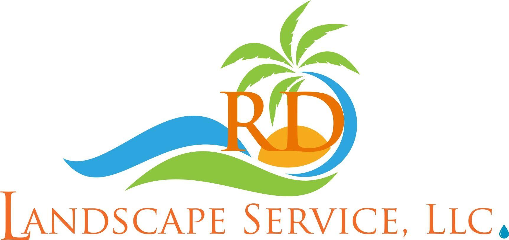 RD Landscape Services, LLC Logo